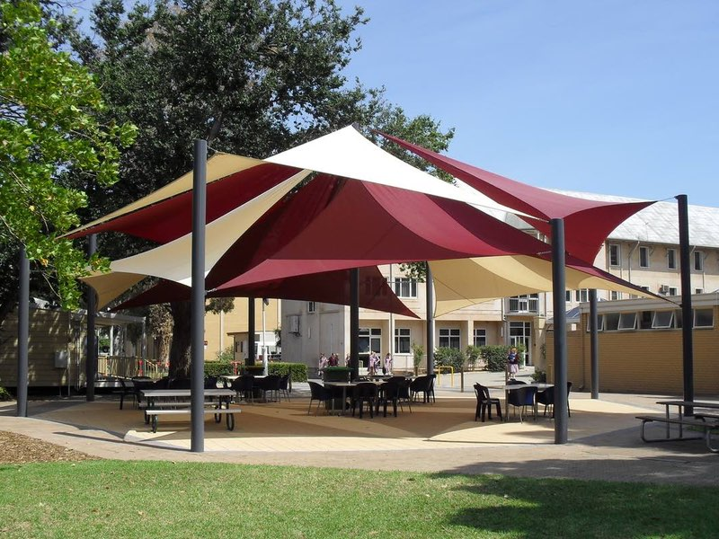 Bespoke shade sails