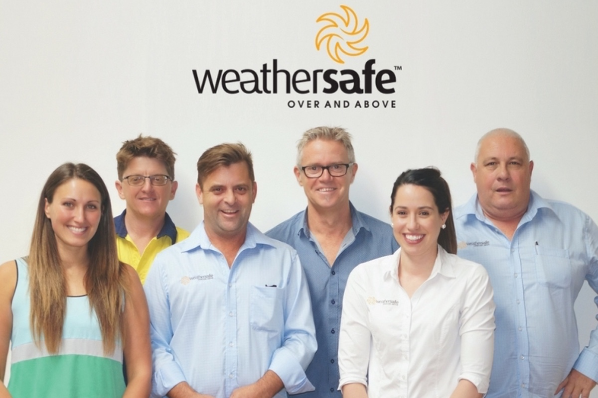 Weathersafe Education specialist of outdoor structures in South Australia team adelaide shade sails