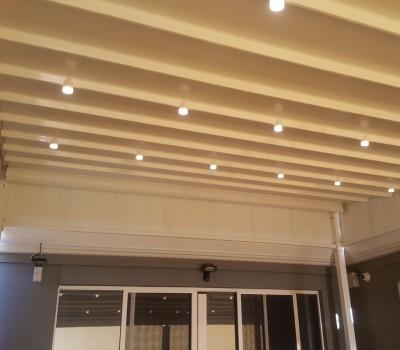 Retractable motorised roof Adelaide South Australia 4