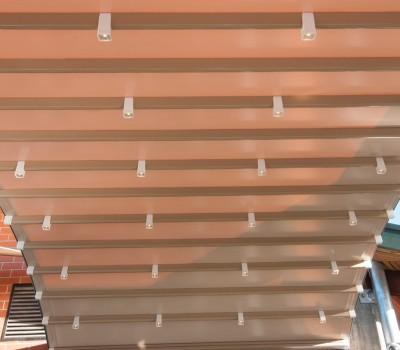 Retractable motorised roof Adelaide South Australia
